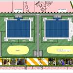 Lageplan Block B & C