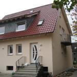 Anbau & Sanierung Haus Key